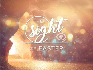 The Sight of Easter