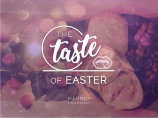 The Taste of Easter