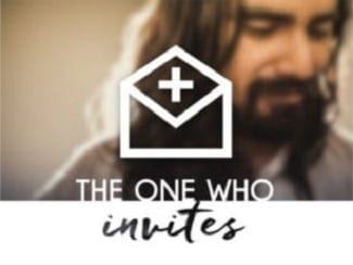 Who is Jesus? The One Who Invites