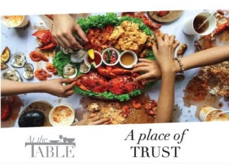 At the table: A place of truth