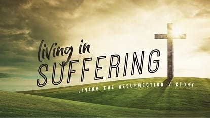 Making all things new: Living in suffering