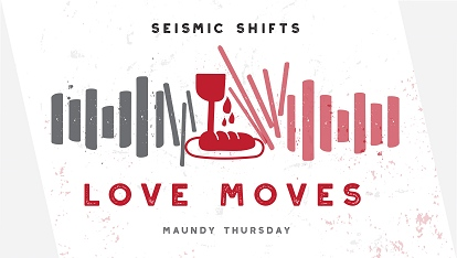 Seismic Shifts: Love moves