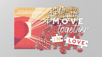 Move Together: In Love