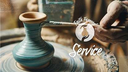 Faith Formed: Service