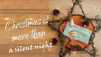 Christmas is more than.. a silent night