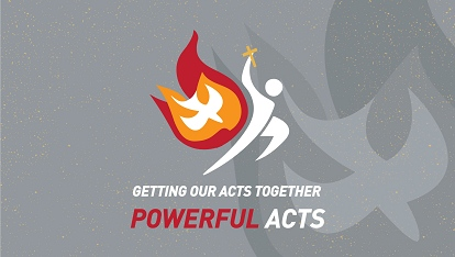 Getting our acts together: Powerful acts