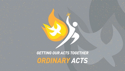 Getting our acts together: Ordinary acts