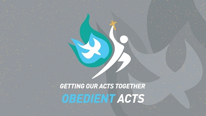 Getting our acts together: Obedient acts