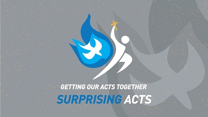 Getting our acts together: Surprising acts