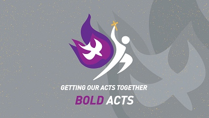 Getting our acts together: Bold acts