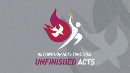Getting our acts together: Unfinished acts